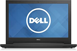 Dell Inspiron i3541 15.6-inch Laptop (AMD A6-6310 Quad-Core Processor, 4GB DDR3L RAM, 500GB HDD, Windows 8.1), Black