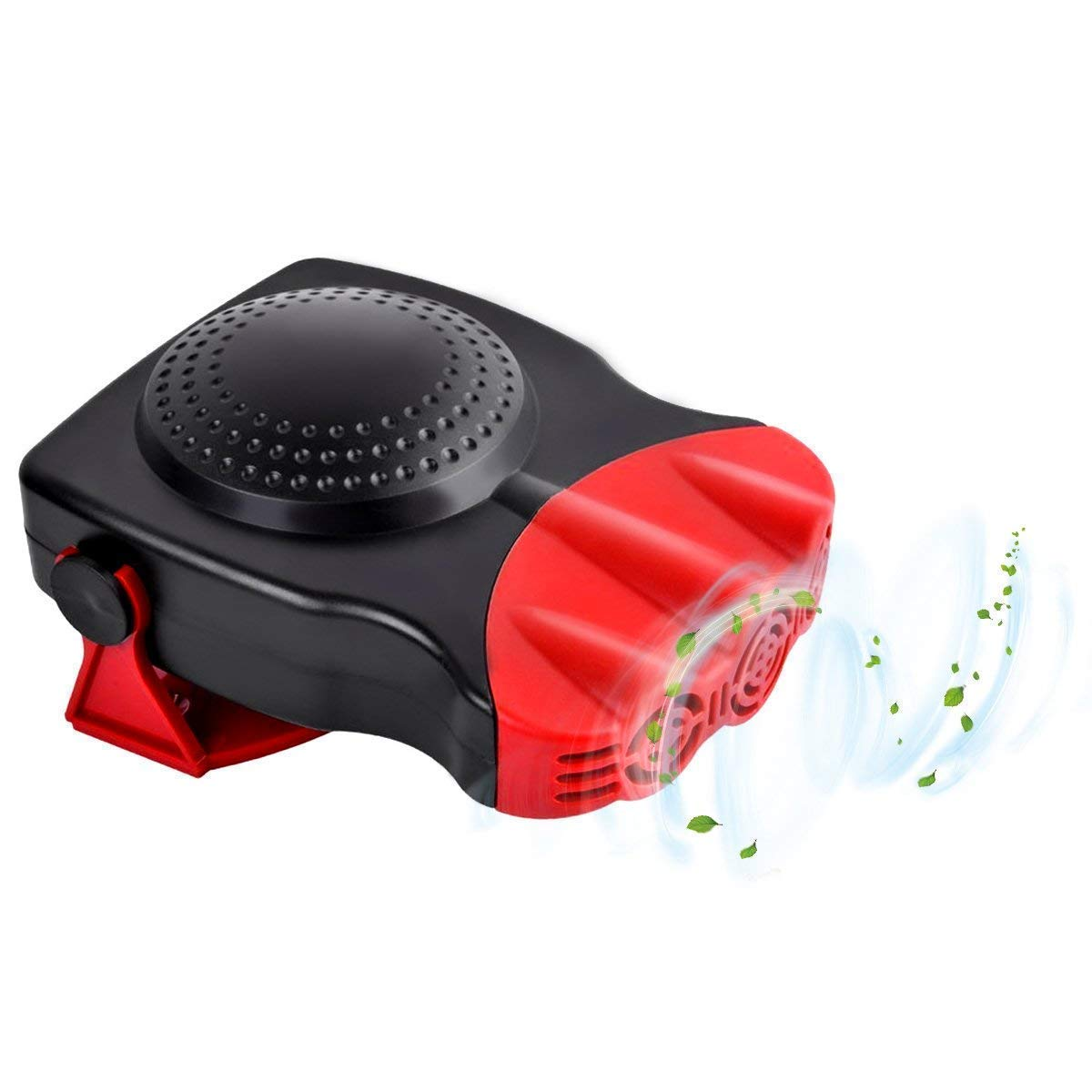 Car Defogger, Car Defroster, Car Heater, Windshield Defroster That Plugs into Cigarette Lighter, Can Heat Rapidly in 30 Seconds, Defrost and Defog The Windshield, Suitable for General Types of Cars by STYLOOC