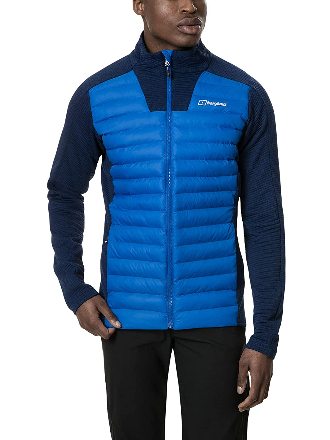 berghaus Mens Hottar Hybrid Synthetic Insulated Jacket