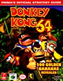 Donkey Kong 64: Prima's Official Strategy Guide