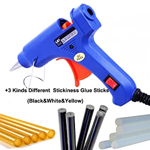 Geli Mini Hot Melt Glue Gun Kits