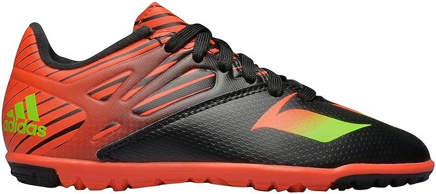 Ondas lotería promesa  Adidas - Messi 153 TF J - AF4669 - El Color: Negros-Rojos-Verdes - Talla:  28.0: Amazon.es: Zapatos y complementos
