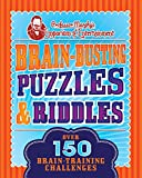 Professor Murphy's Brain-Busting Puzzles & Riddles: Over 150 Brain-Training Challenges Reviews