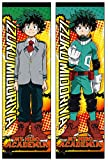 My Hero Academia 45829 Body Pillow, Multicolor, One Size