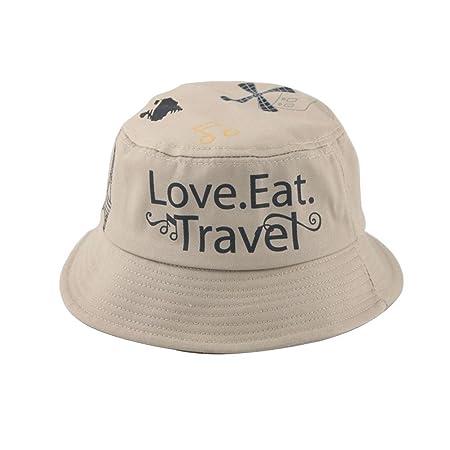 18be25128 BESTOYARD Baby Kids Shade Sunscreen Hat Summer Outdoor Hat Fisherman ...