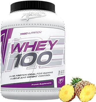 1500g (1.5kg) Pina Whey 100. La Proteina Más Efectiva Para ...