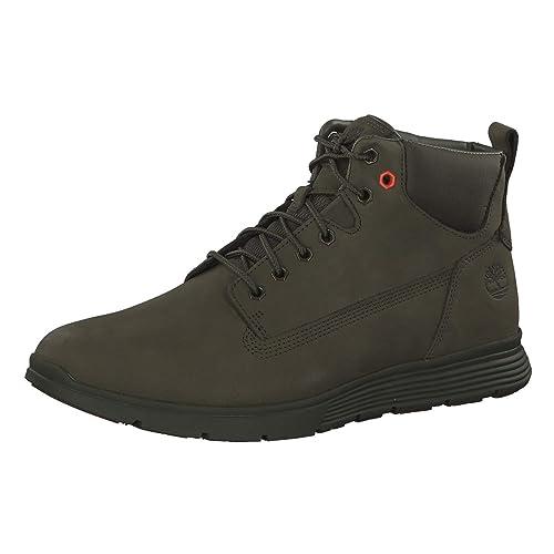Timberland Men's Killington Chukka Boots, Green: Amazon.ca