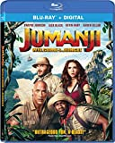 DVD : Jumanji: Welcome to the Jungle [Blu-ray]