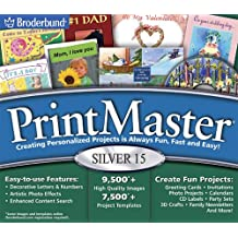 Printmaster 15 Silver (Jewel Case)