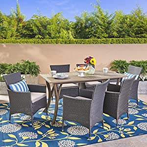 619B6OVLDkL._SS300_ Wicker Dining Tables & Wicker Patio Dining Sets