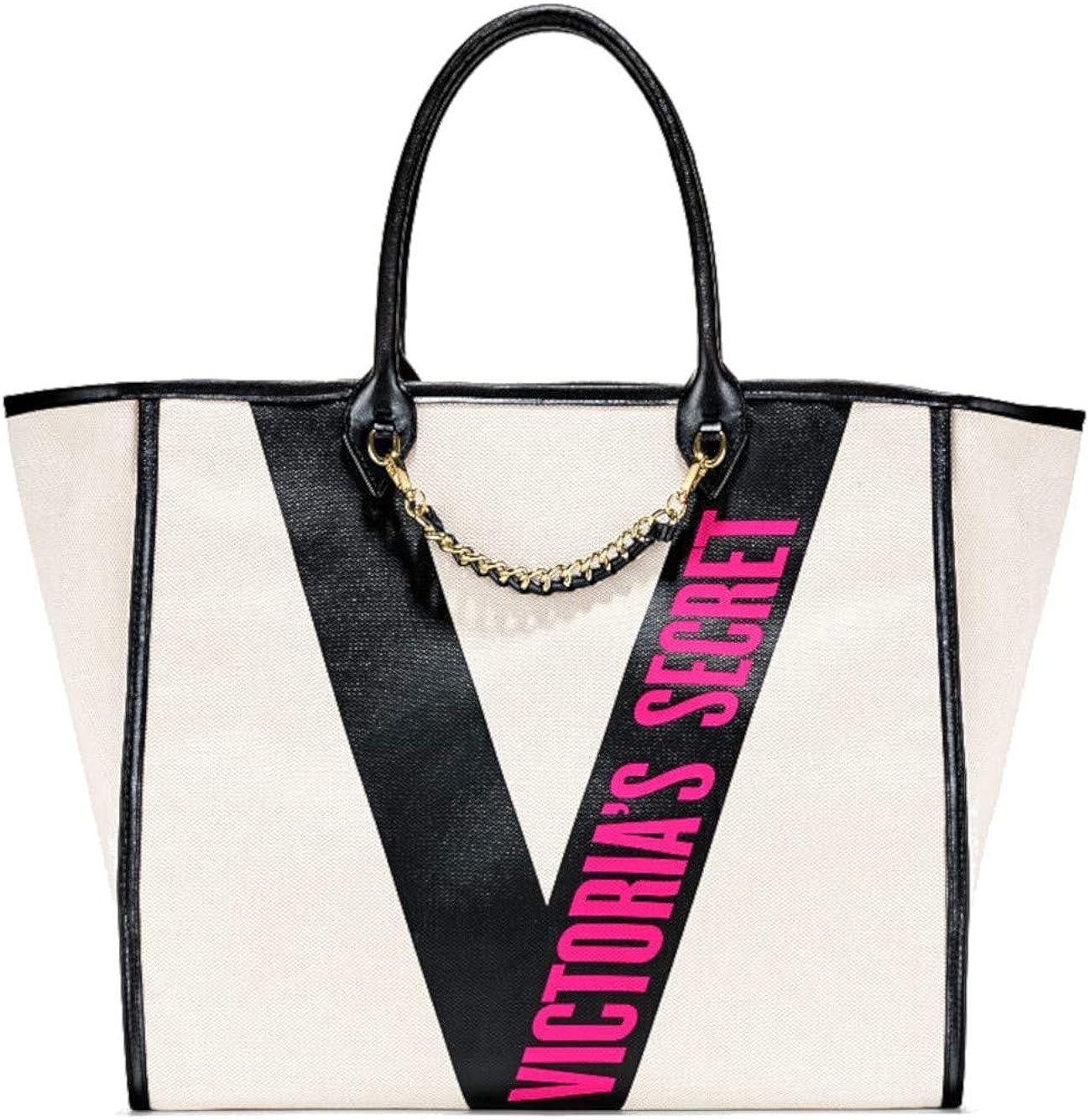 Victoria/´s Secret City Tragetasche mit Logoband
