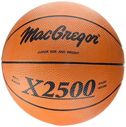 Macgregor X35wc Basketball W/ymca Logo Junior - Macgregor Sporting Goods