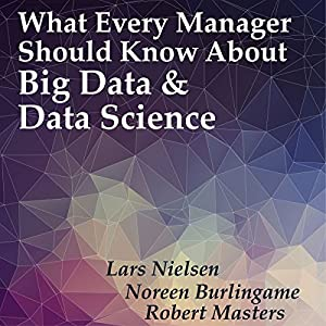 What Every Manager Should Know About Big Data and Data Science Audiobook