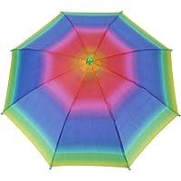 GLOGLOW Sombrero Plegable al Aire Libre del Paraguas