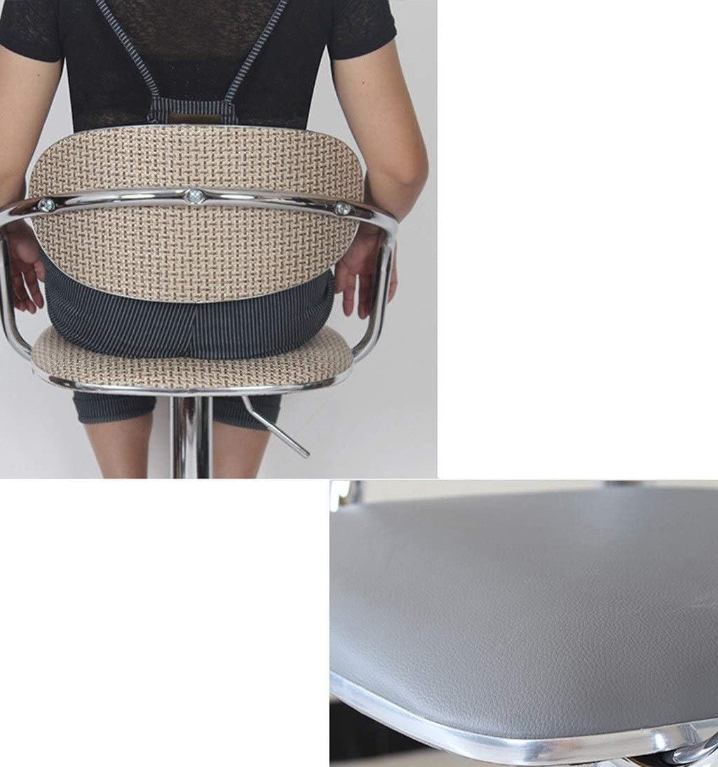 Accueil Loisirs Chaise, Bureau studio Président Étudiant dossier Chaise ordinateur facile à déplacer Fauteuil (Color : B) A