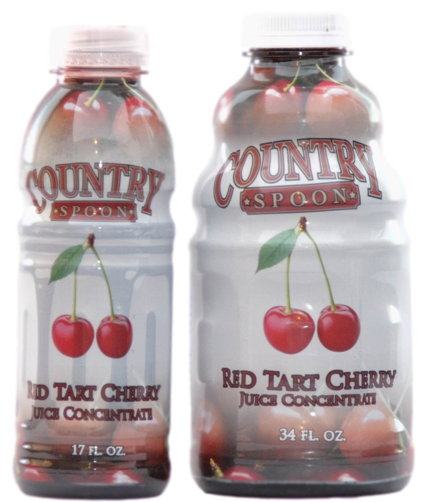Country Spoon Montmorency Red Tart Cherry Juice Concentrate (34 oz )