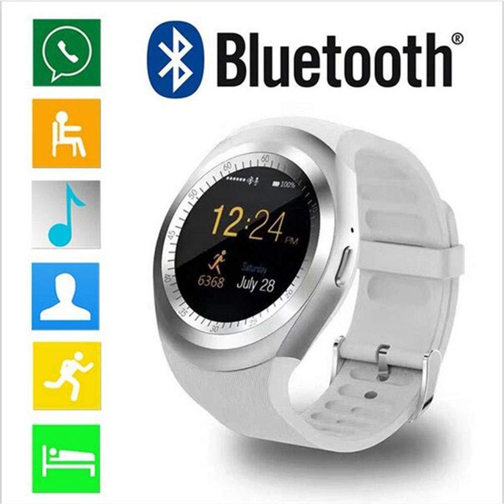 Duoying Reloj Inteligente Premium Bluetooth Smartwatch with ...