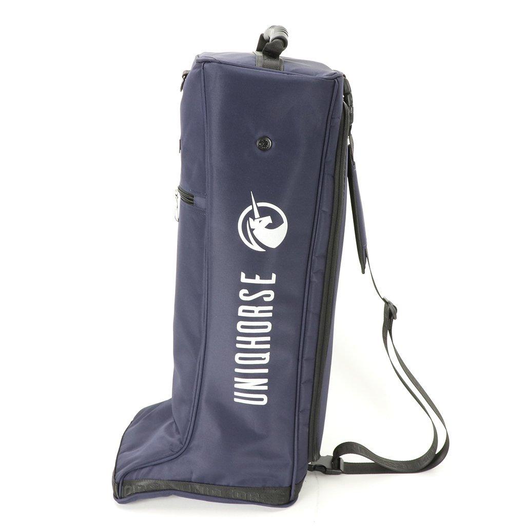 UNIQHORSE Stiefeltasche - Tasche Reitstiefel für Reitstiefel Tasche - Für Reiter Entwickelt Navy d623ae