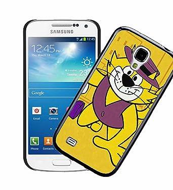 Top Cat dibujos animados Case Cover Samsung Galaxy S4 Mini ...