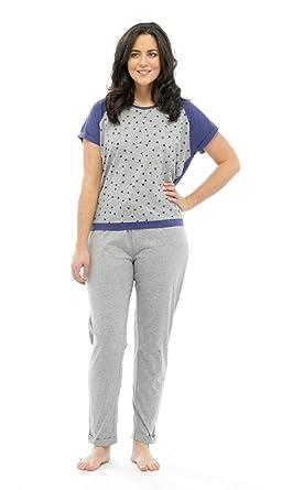 Lora Dora Womens Pyjamas Short Or Long Pjs  Amazon.co.uk  Clothing b15864765