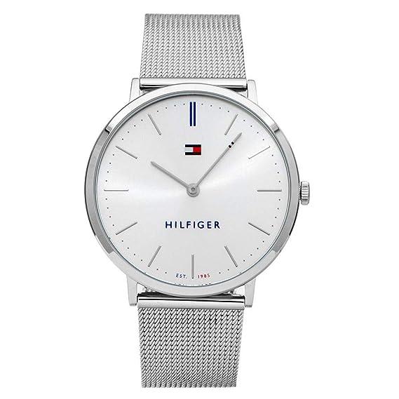 Tommy Hilfiger Reloj Analógico para Mujer de Cuarzo con Correa en Acero Inoxidable 1781690: Amazon.es: Relojes