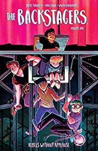 The Backstagers Vol. 1 Kindle & comiXology by James Tynion IV (Author), Rian Sygh (Illustrator)