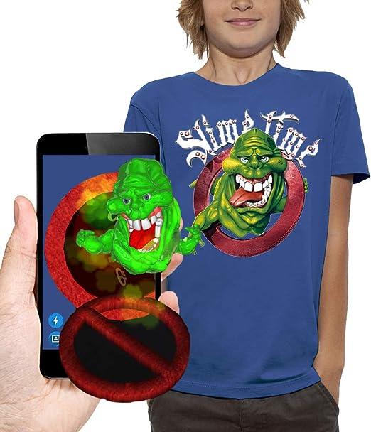 PIXEL EVOLUTION T-Shirt 3D Ghostbusters SOS