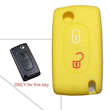 tuqiang® Llave Carcasa Silicona Key Cover llaves case Seat ...