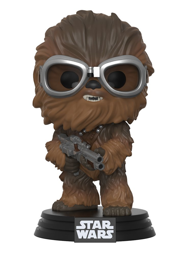 Funko POP! Star Wars: Solo - Chewbacca Collectible Figure, Multicolor