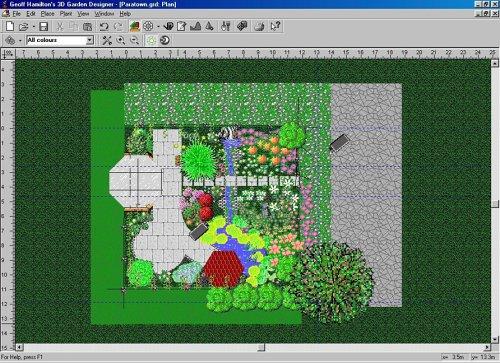 3d Garden Design 3D Garden And Landscape Design Garden Design
