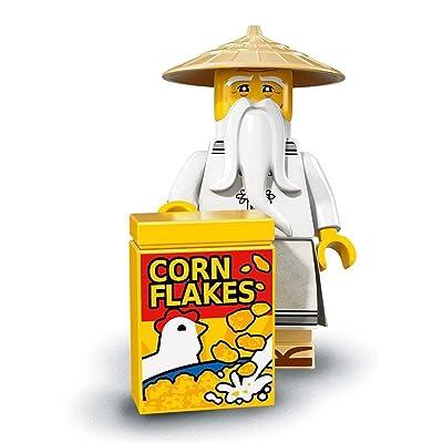 LEGO Ninjago Movie Minifigures Series 71019 - Master Wu: Toys & Games