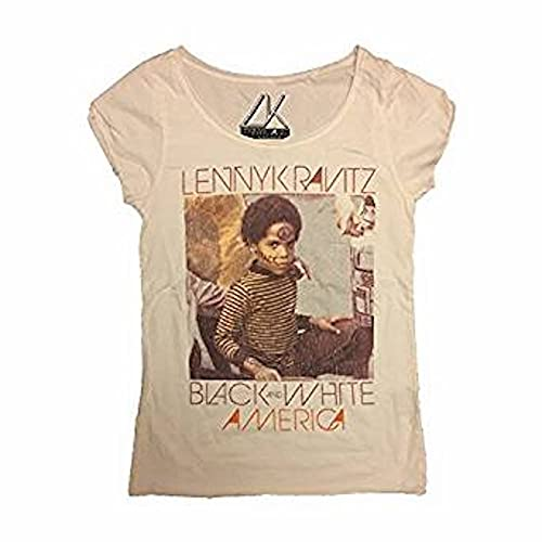 LENNY KRAVITZ - Peace Niño - Camiseta Oficial Mujer