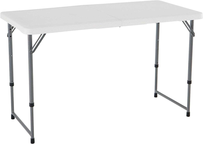 Picnic portátil mesa plegable Camping, al banquete 70 x 50 partido ...
