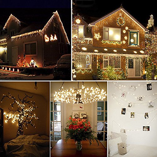 How Long Should Fairy Lights Be For A Average Room