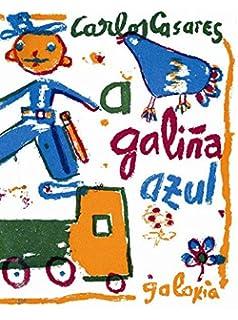Image result for a galiña azul carlos casares