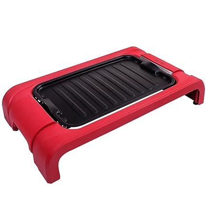 Barbacoa Estufa Mecánica Temperatura Controlada Parrilla Eléctrica Hogar Sin Humo Barbacoa Máquina Luz Onda Electromagnética Horno