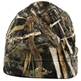 Drake Waterfowl Windproof Camo Fleece Stocking Cap - Max-5