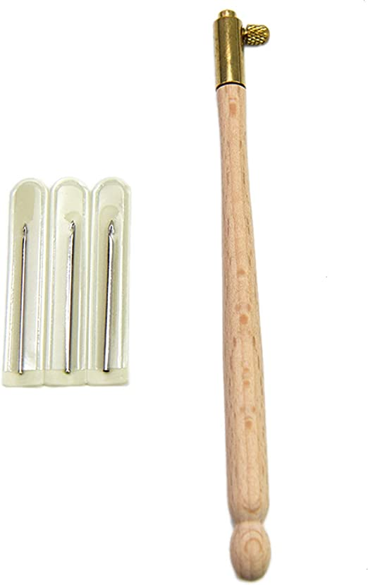 Lacis Tambour Needle Set Set of 3