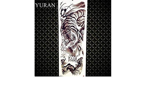 Cool Man Full Arm Tattoo Fire Phoenix Angel Angel Warrior Tattoo ...