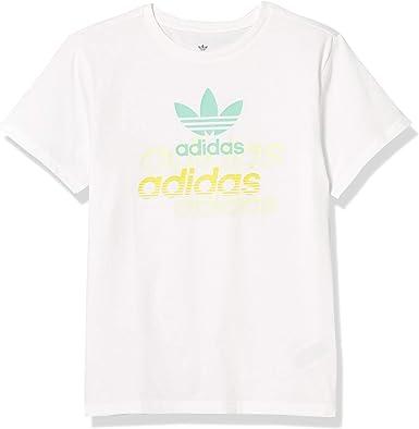 adidas Originals Camiseta gráfica para hombre: Amazon.es: Ropa