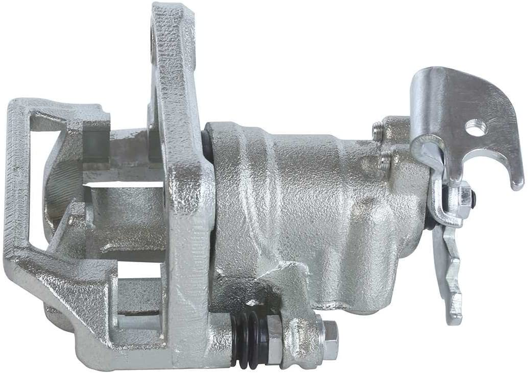 AutoShack BC30298PR Rear Brake Caliper Pair 2 Pieces Fits Driver and Passenger Side