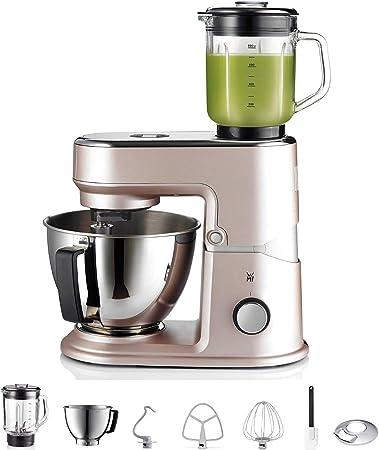WMF 04.1644.0031 - Robot de cocina (3 L, Rosa, 16000 RPM, 1 m, Metal, Vidrio): Amazon.es: Hogar