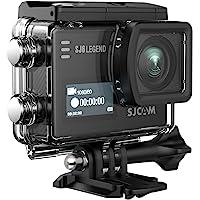 SJCAM SJ6 Legend 4K Aksiyon Kamerası- Siyah