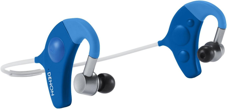 Denon AH-W150 - Auriculares deportivos inalámbricos: Amazon.es ...