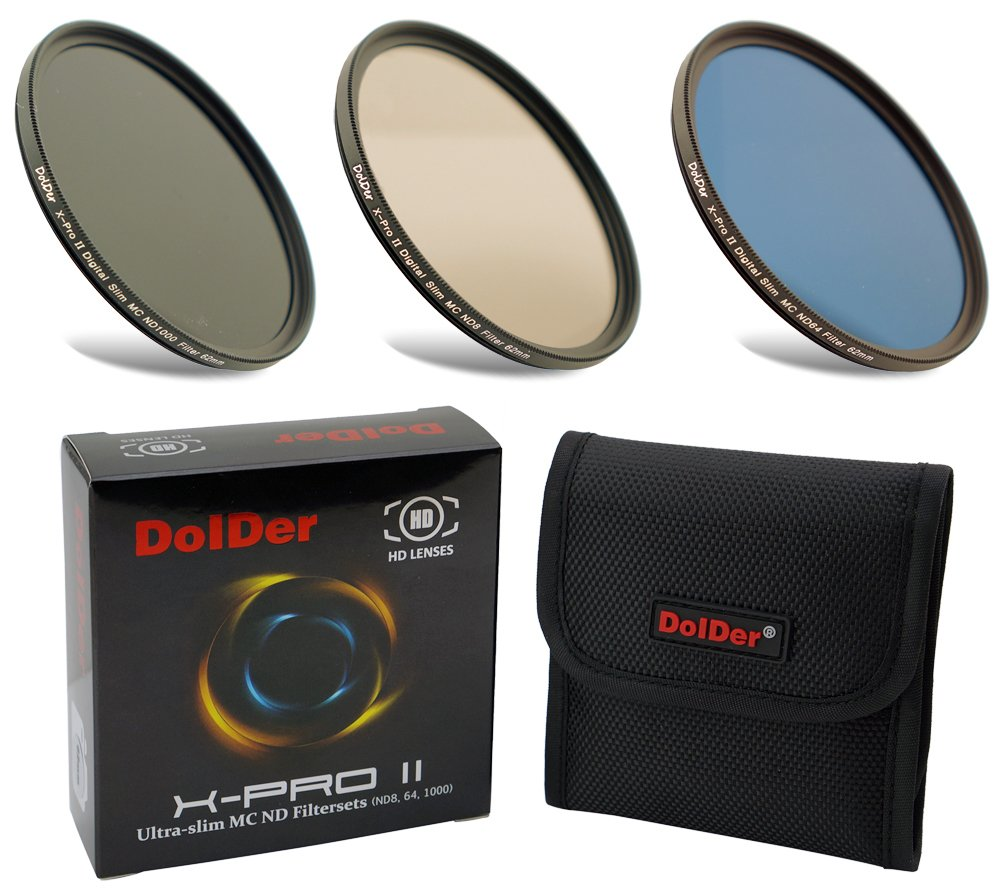 Dolder X-Pro II Digital MC Neutral Graufilter Set: Amazon.de: Kamera