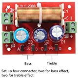 Qianson 400W Adjustable Treble/Bass Frequency
