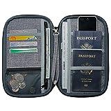 NeatPack Rfid Travel Wallet, Document Organizer