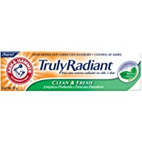 Arm & Hammer Truly Radiant Pasta Dental Clean and Fresh, 121 g