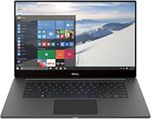 Dell XPS 15 9550 Laptop - 15.6in 4K UHD (3840 x 2160) Touch, Intel Core i5-6300HQ 2.3GHz Quad Core, 8GB RAM, 256GB SSD, NVIDIA GeForce GTX 960M w/ 2GB GDDR5, Backlit Keyboard (Renewed)