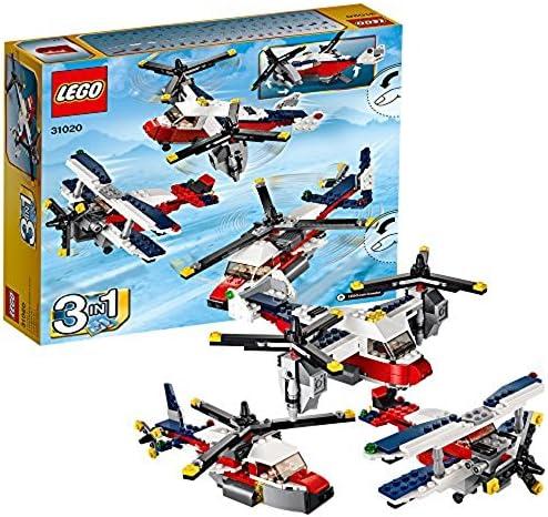 Lego Creator twin blade Adventure 31020